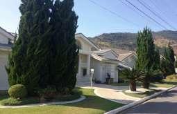 REF: 3030 - Casa em Condomínio/loteamento Fechado em Atibaia/SP  Flamboyant