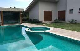 REF: 3136 - Casa em Condomínio/loteamento Fechado em Atibaia/SP  Flamboyant