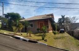 REF: 2500 - Casa em Condomínio/loteamento Fechado em Atibaia/SP  Residencial Água Verde