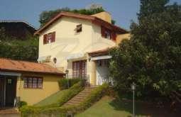 REF: 3156 - Casa em Condomínio/loteamento Fechado em Atibaia/SP  Flamboyant