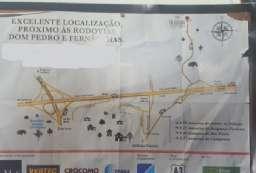 Terreno em condomínio/loteamento fechado à venda  em Atibaia/SP - Chácara Fernão Dias REF:4849